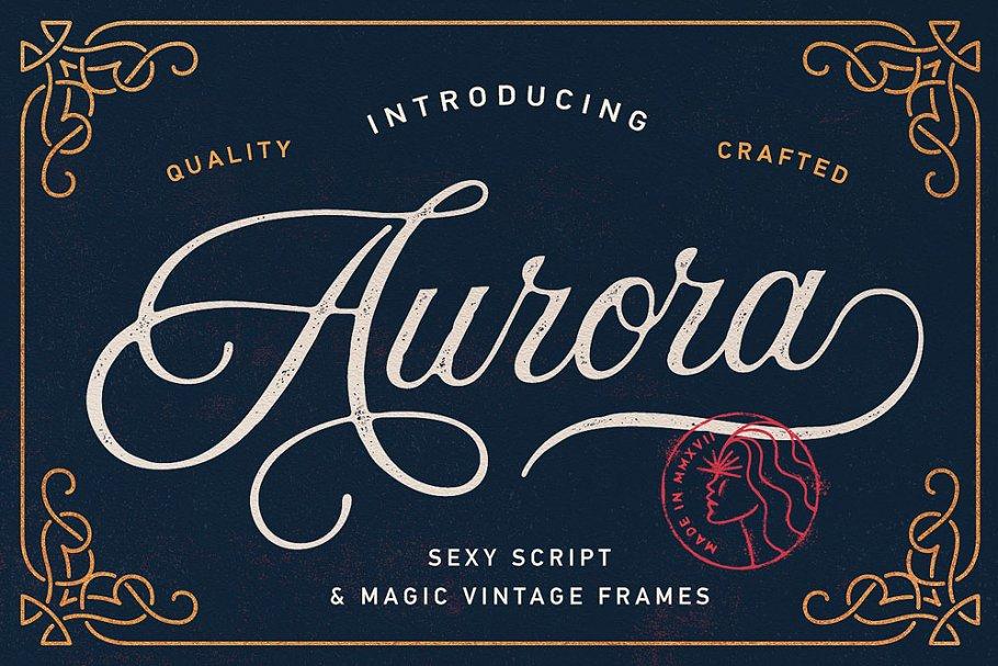 Vintage Luxury Fonts