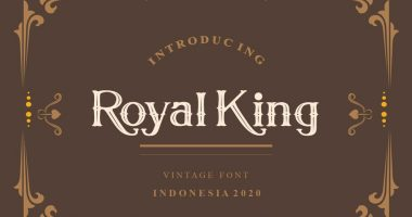 Vintage-Royal-King-Fonts-Download