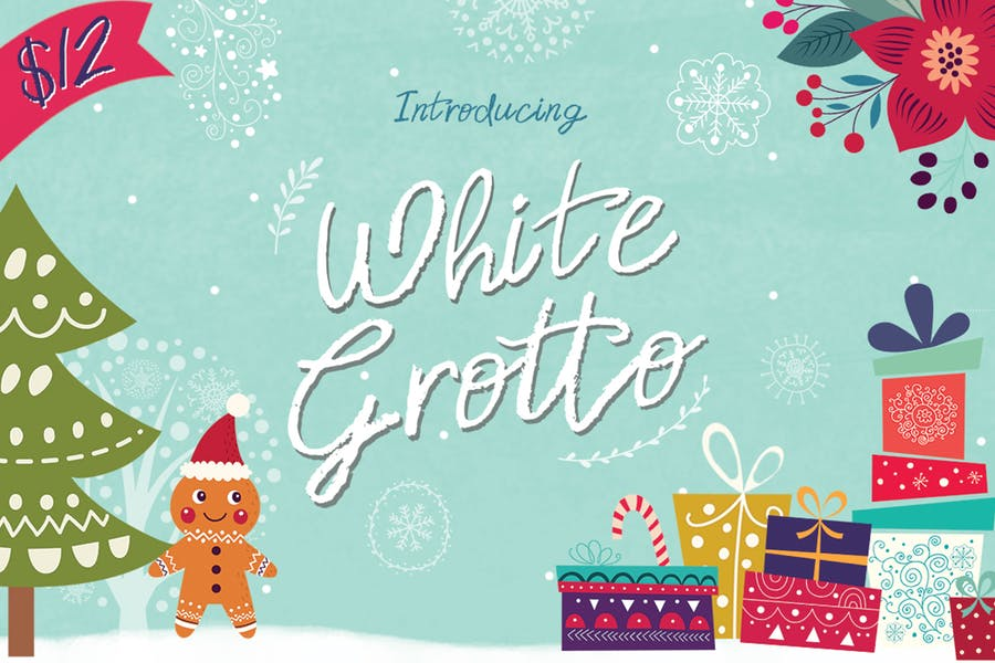 Best White Lettering Fonts