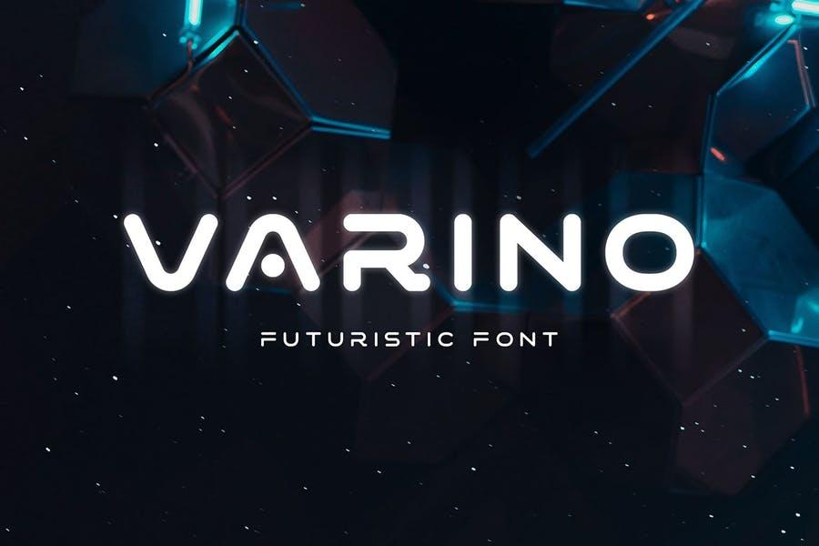 Electronic Sci Fi Fonts