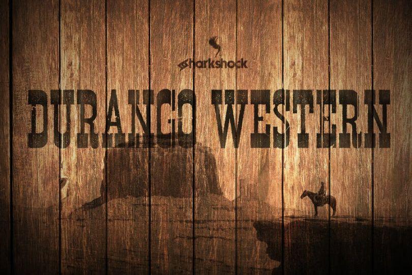 Grunge Style Western Branding Font