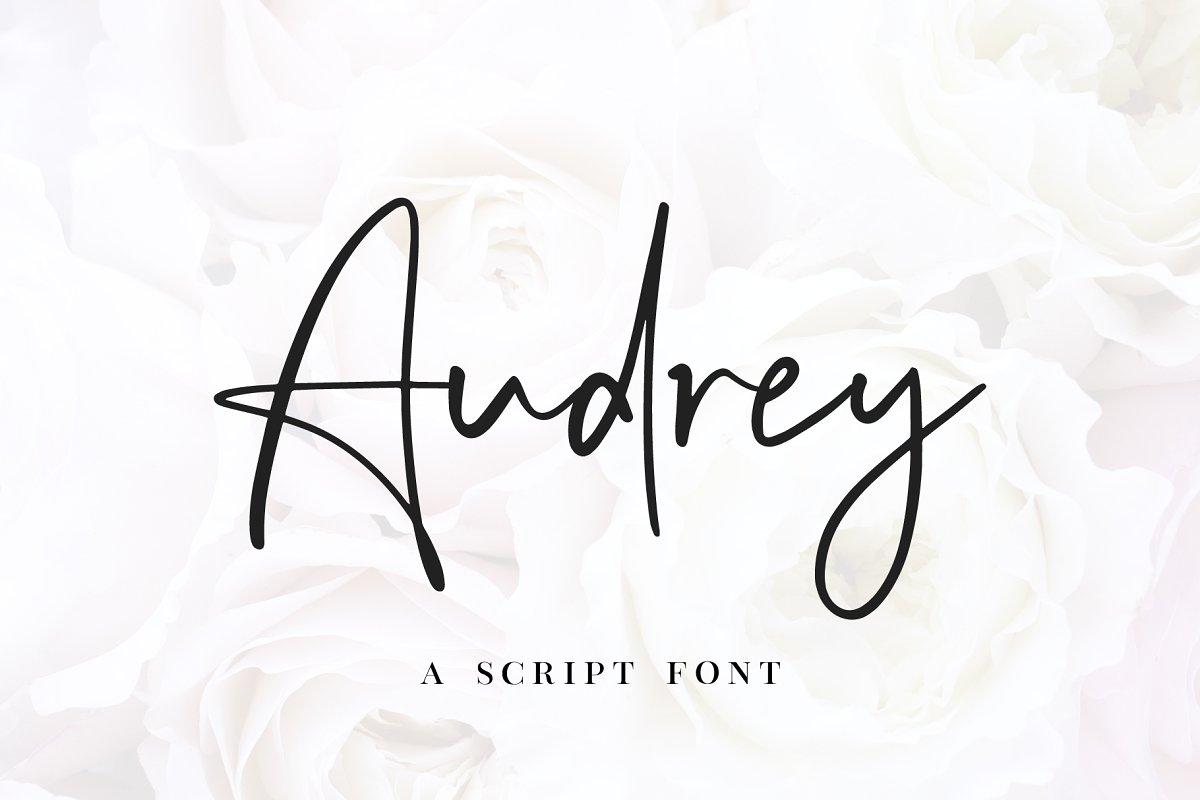 Handwritten Invitation Fancy Font