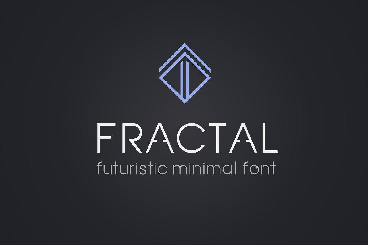 Minimal Futuristic OTF Font