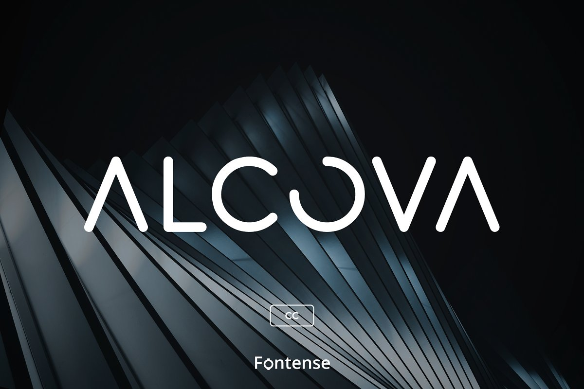 Modern and Futuristic Fonts for Movies