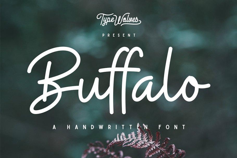 Signature Fancy Font