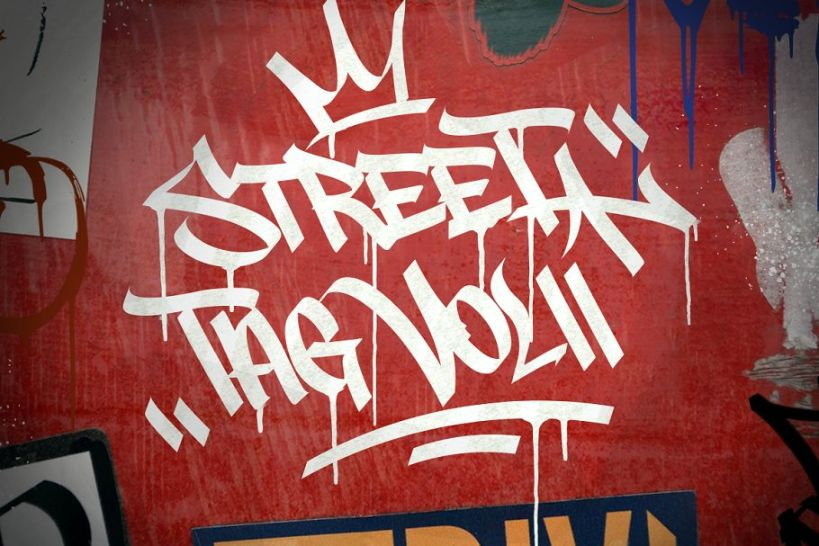 Spray Street Fonts