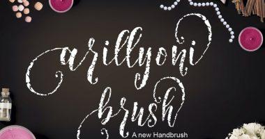 Stylish-Handbrush-Cracked-Font