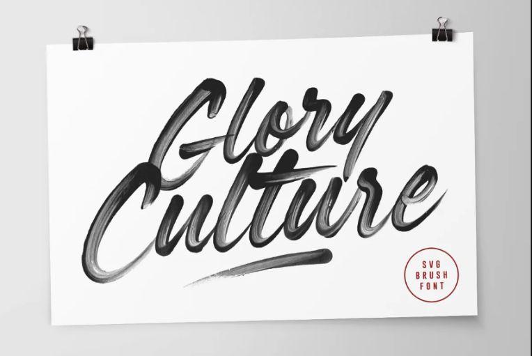 Best Acrylic Urban Typeface