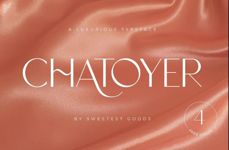 Best Elegant Luxurious Feminine Fonts