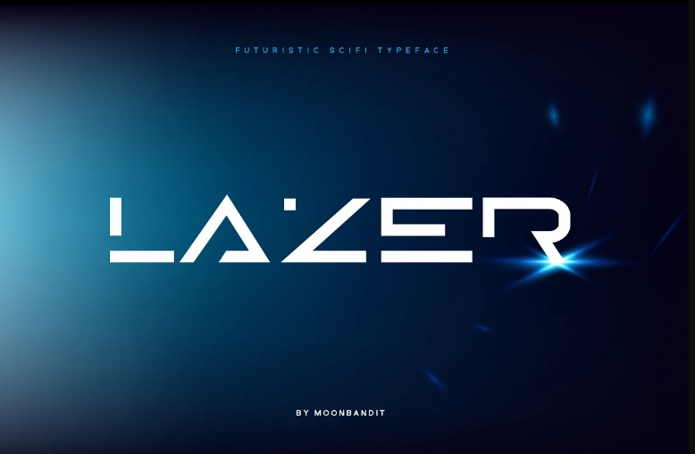 Best Fonts for Science Fiction Themed Projects