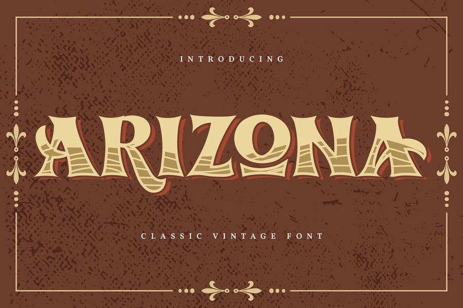 Classic Vintage Calligraphy Fonts