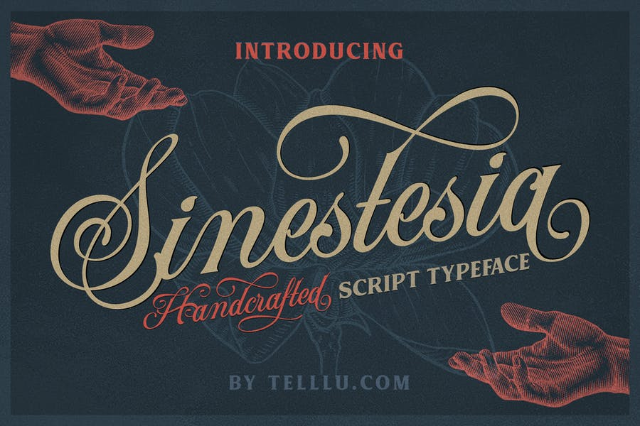 Clean Handcrafted Old English TTF Fonts