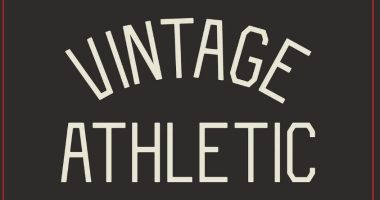 athletic sports font