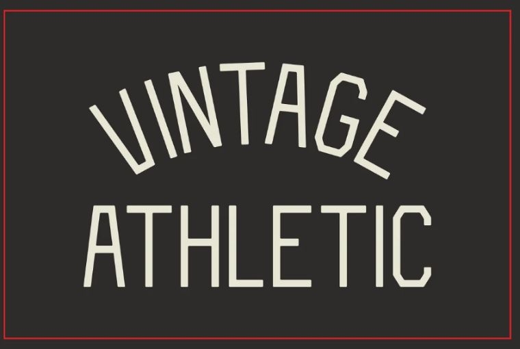 19+ Best Athletic Fonts TTF and OTF Download