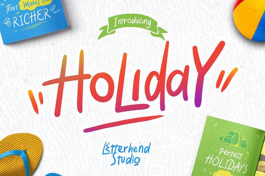Creative Holiday TTF Fonts