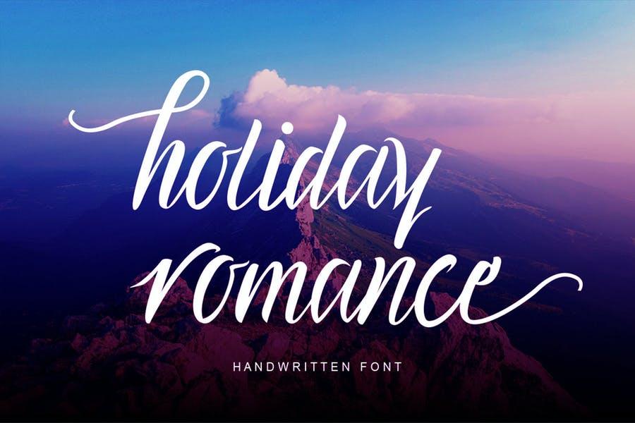 Cursive Romantic Fonts
