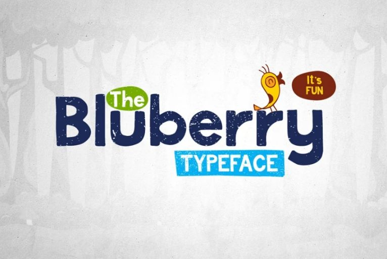 Cute and Funny Typeface