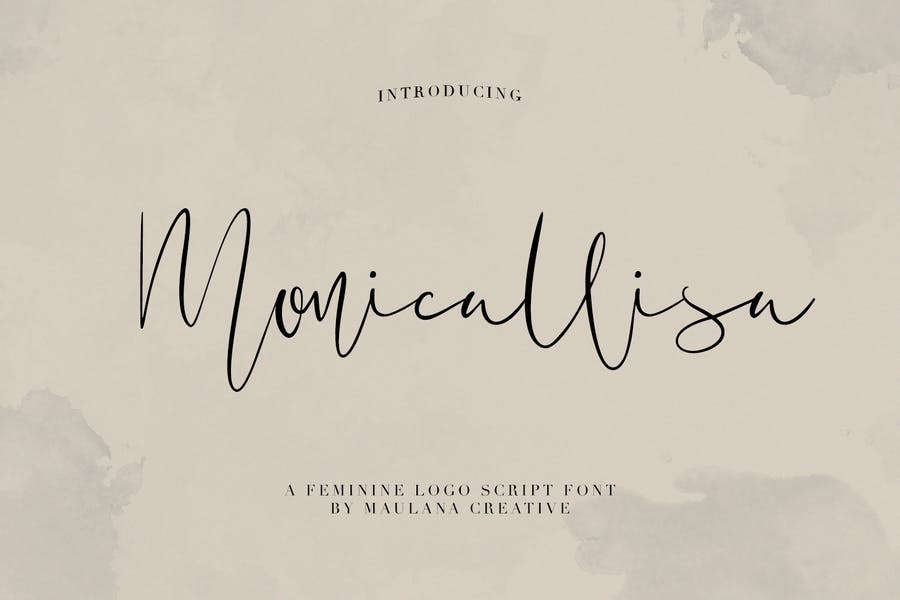 Feminine Fonts for Logo Design