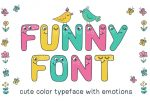 28+ Creative Funny Fonts TTF and OTF Download