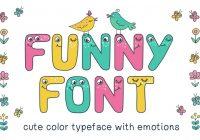 Funny Fonts