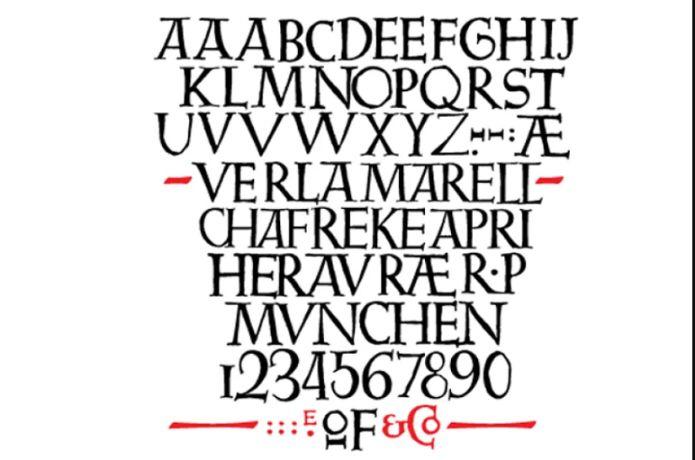Hand Writtern Harry Potter Fonts