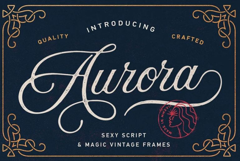 Luxurious and Classic Logotype Fonts