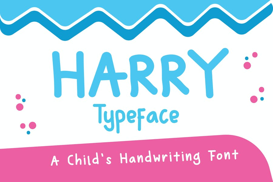Minimal Handwritten Children Fonts