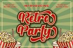 23+ Best Retro Fonts TTF and OTF Download