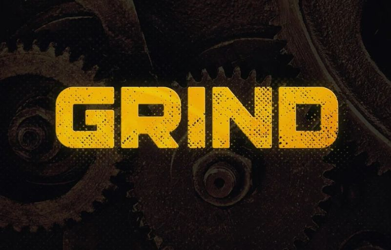 Rough and Grunge Gaming Fonts