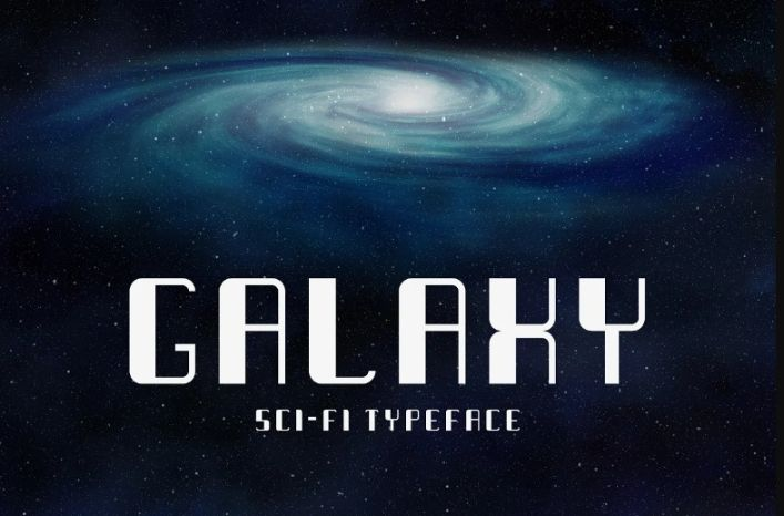 Rounded Science Fiction Fonts