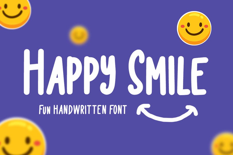 Simple Funny Handwritten Fonts