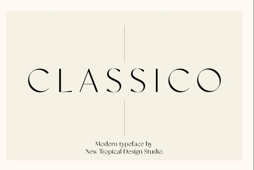 Stylish and Classic Serif Fonts