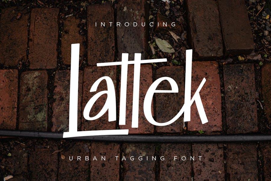 Tall Streetwear Fonts