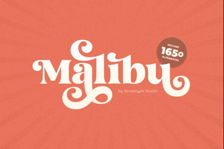 Vintage Fancy Lettering Fonts