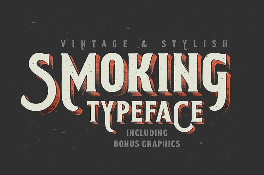 Vintage and Stylish Display Fonts