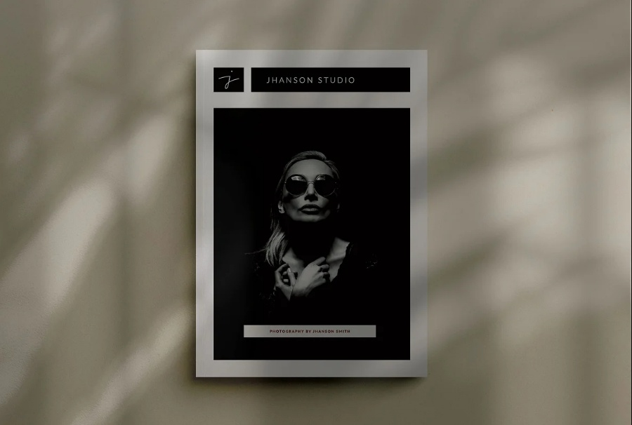 28 Pages Photography Brochures Template