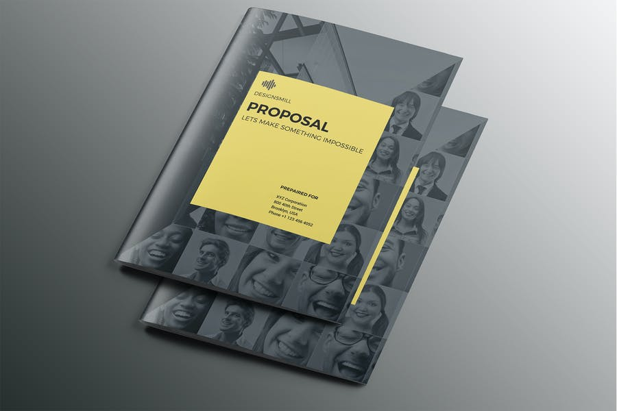 30 pages Indesign Brochure Template