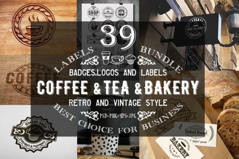 39 Vintage and Retro Logo Designs