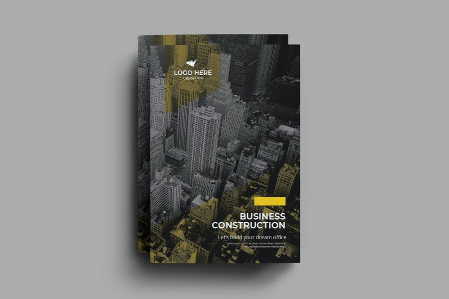 8 Page Customizable Brochures Designs
