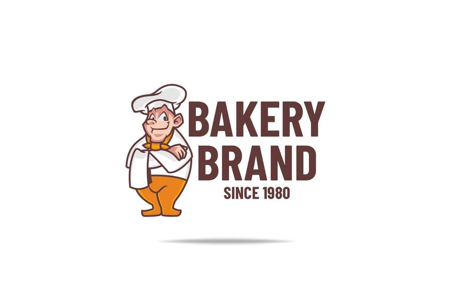 Ai and EPS Bakery Logo
