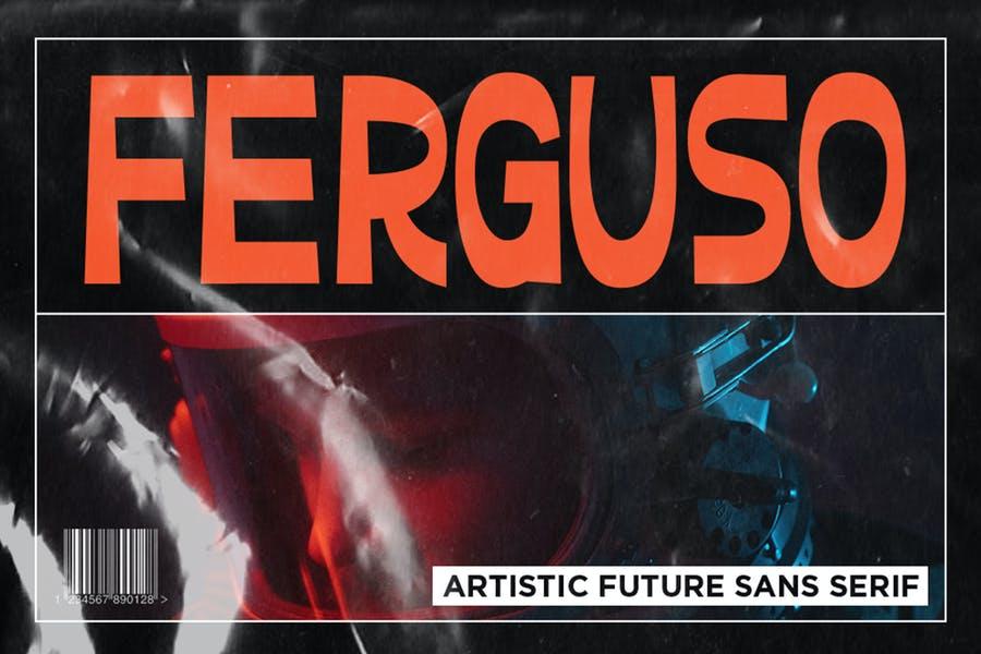 Artistic Future San Serif Fonts