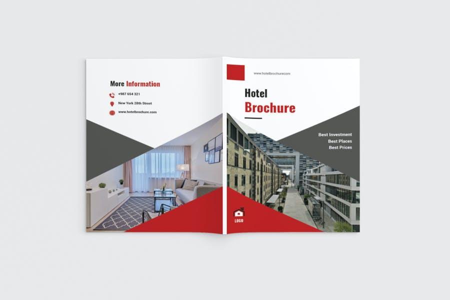BNB Branding Brochure Template
