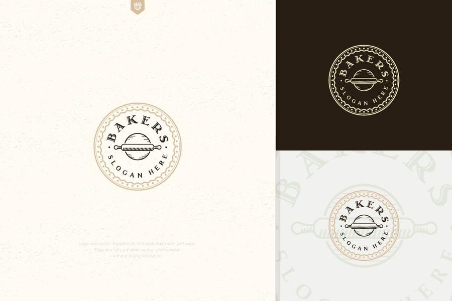 Bakery Logo Design Idea