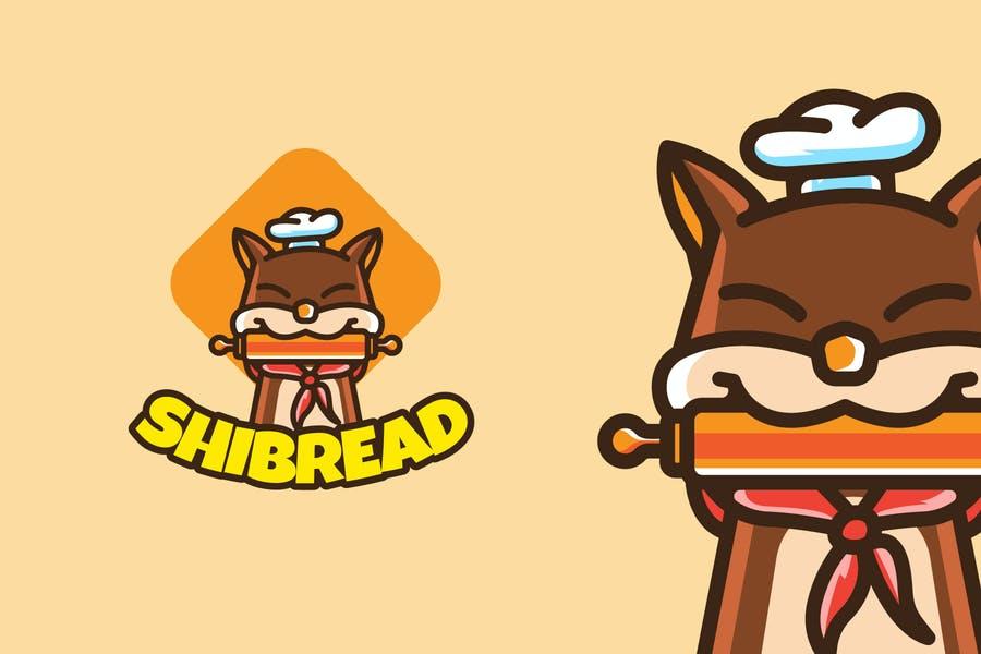 Bakery Mascot Logo Identity