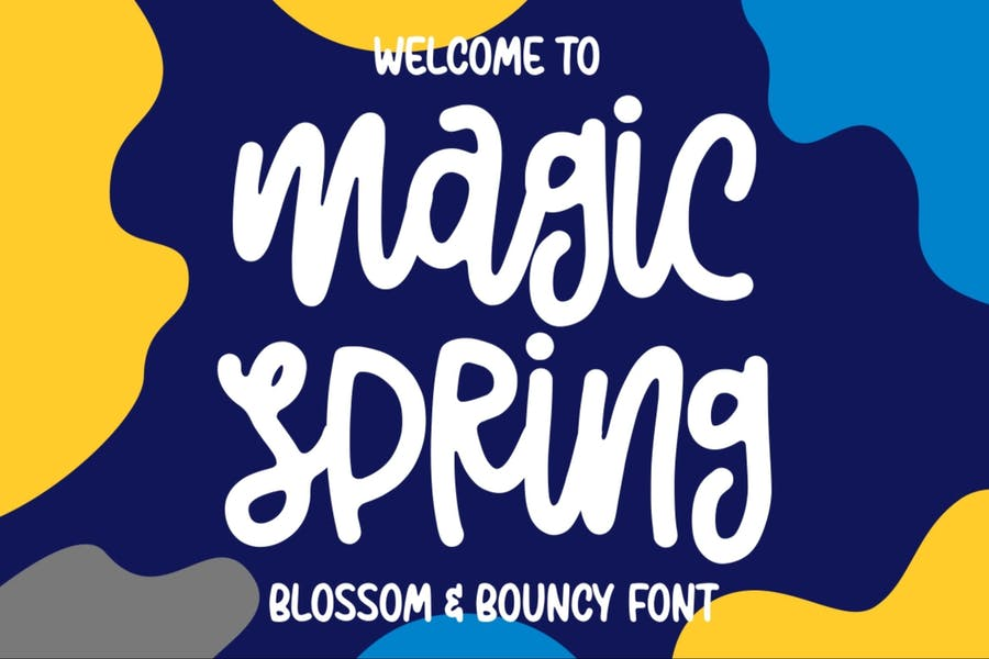 Blossom Style Fonts