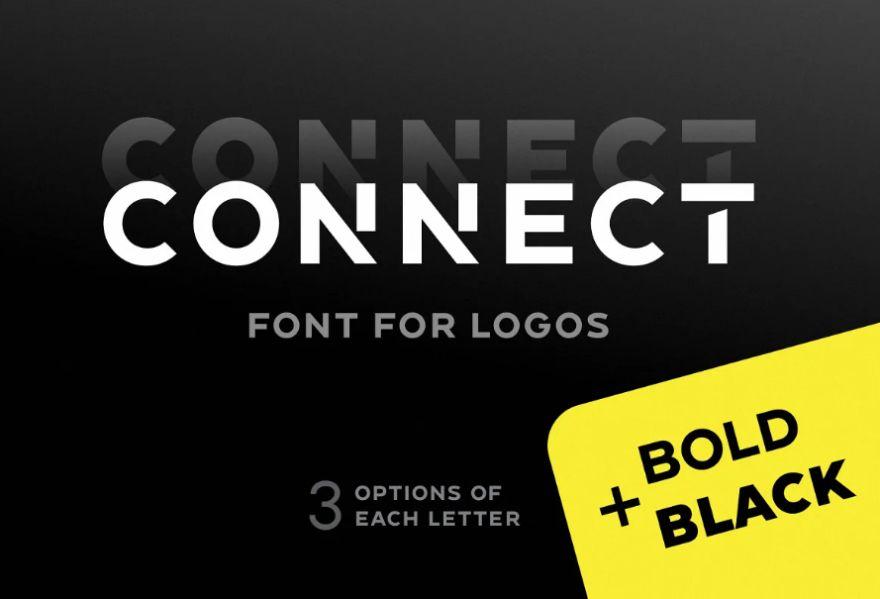 Bold Fonts for Logo Designing