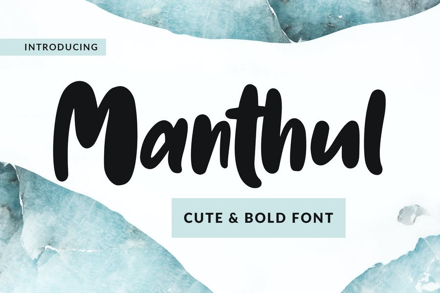 Bold Fonts for T Shirts