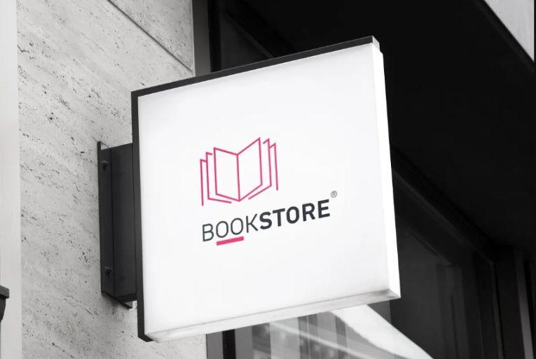 Book Store Branding Design