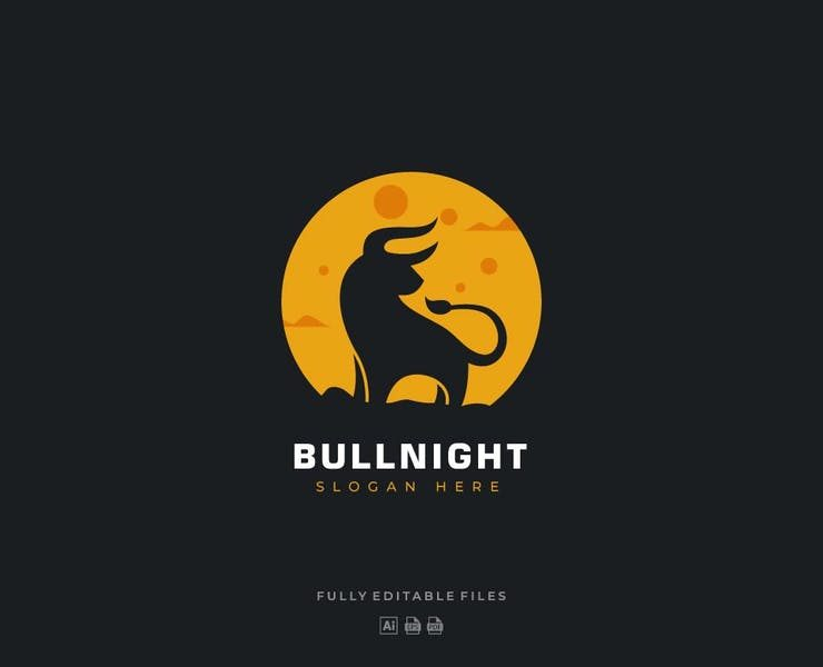 21+ Best Moon Logo Design Templates Download