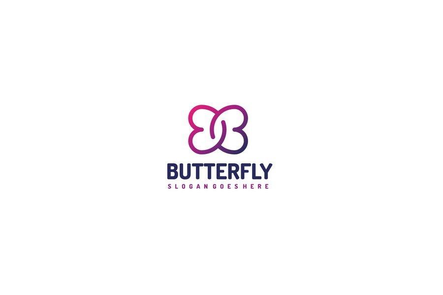Butterfly Syle Resort Logo
